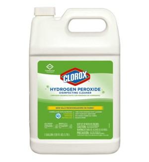 CLOROX LIQUID #31650 DISINFECTS CLEANER