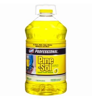 CLOROX PINE SOL LIQUID #30891 LEMON CLEANER
