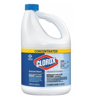 CLOROX LIQUID #30966 GERMICIDAL CONCENTRATED