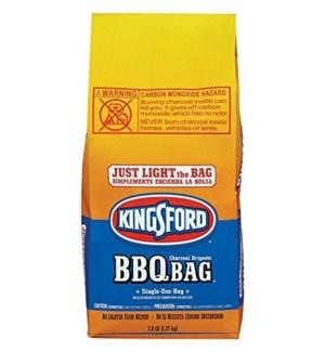 KINGSFORD #1184 CHARCOAL LIGHT THE BAG