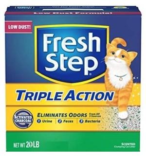 FRESH STEP 20LB SCENTED CAT LITTER