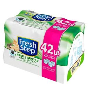 FRESH STEP #32047 (4/10.50LB=42LB) CAT LITTER