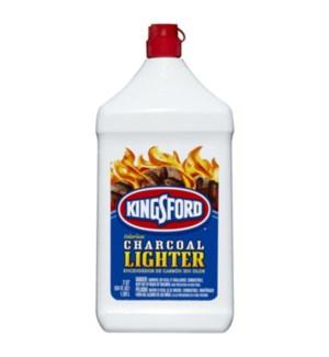 KINGSFORD #71178 CHARCOAL LIGHTER FLUID