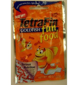 FISH FOOD #71348 TETRAFIN FUN