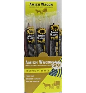 AMISH WAGON #54200 HONEY BBQ