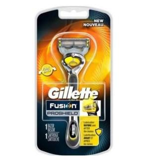 GILLETTE #65606 FUSION 5 BLADE