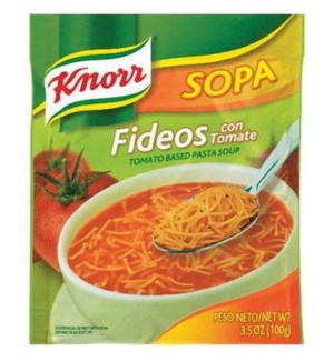 KNORR MEX #1616 PASTA SOUP TOMATO BASE