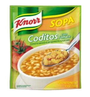 KNORR MEX #1617 PASTA SOUP W. ELBOW