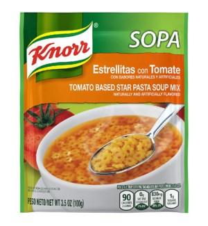 KNORR MEX #1619 PASTA SOUP W.STARS