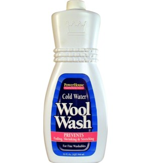 PH #90581 COLD WATER WOOL WASH