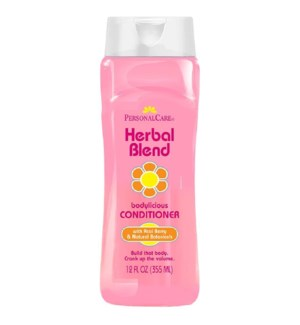 PC #92062 HERBAL COND. BODYLICIOUS
