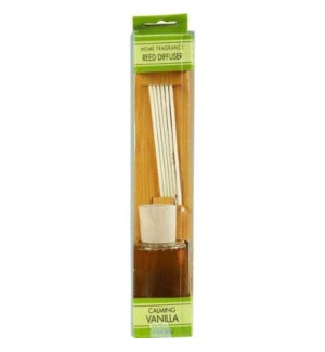 PC #92541 HOME FRAGRANCE DIFFUSER/VANILLA