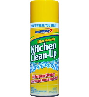 PH #92823 KITCHEN CLEAN-UP SPRAY
