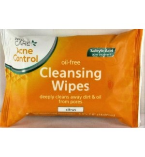 PC #93012 ACNE CONTROL WIPES