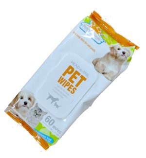 PET WIPES #93236 UNSCENTED