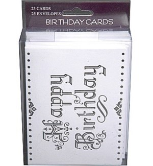 HAPPY BIRTHDAY CARDS #3073