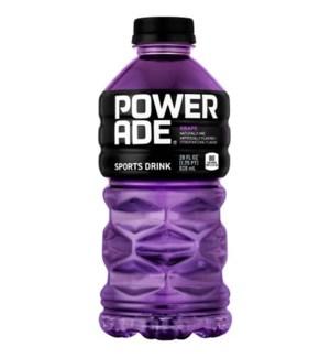 POWERADE #7940 GRAPE SPORT DRINK