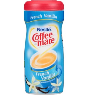 COFFEE MATE #4664 FRENCH VANILLA