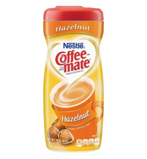 COFFEE MATE #6890 HAZELNUT COFFEE CREAMER