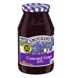 SMUCKER'S CONCORD GRAPE JELLY