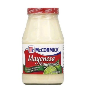 MCCORMICK #3716 MAYONESA W. LIME
