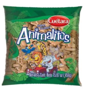 CUETARA COOKIES #01535 ANIMAL