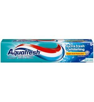 AQUAFRESH T'PASTE #37856 XT FRESH+WHITENING