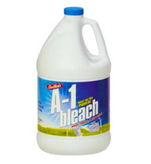 A-1 LIQUID BLEACH 6% ULTRA DISAINIFCENT