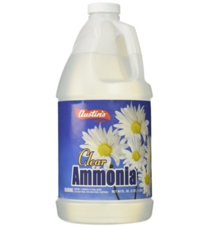 AMMONIA - CLEAR (AUSTIN'S)
