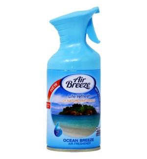 AIR BREEZE #00304 OCEAN BREEZE FRESHENER