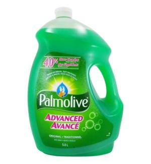 PALMOLIVE #30302 ADVANCE GREEN ORIGINAL DISH
