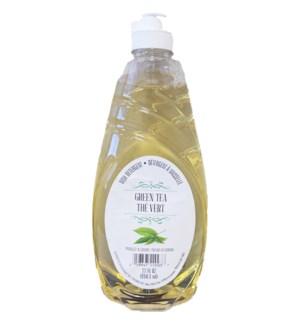 DISH SOAP #22003 GREEN TEA