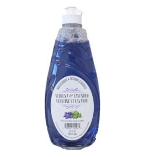 DISH SOAP #22004 VERBENA.LAVENDER