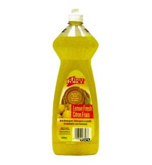 FF #23303 DISH SOAP LEMON