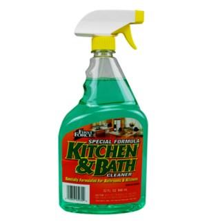 FF #30 KITCHEN & BATH CLEANER