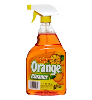 FF #80 ORANGE CLEANER