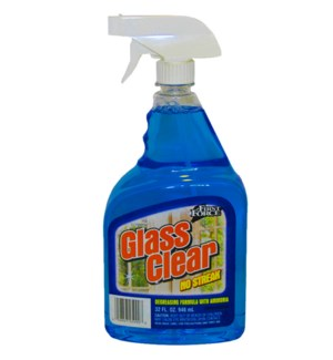 FF #90 GLASS CLEANER W/AMMONIA