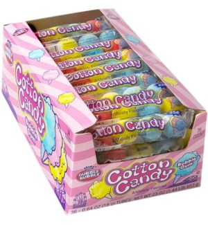 SWELL COTTON CANDY BUBBLE GUM