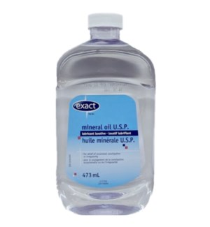 EXACT MINERAL OIL #05132