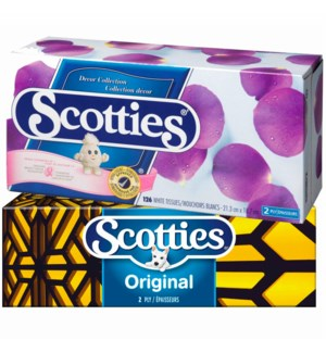 SCOTTIES TISSUES #80503 2 PLY