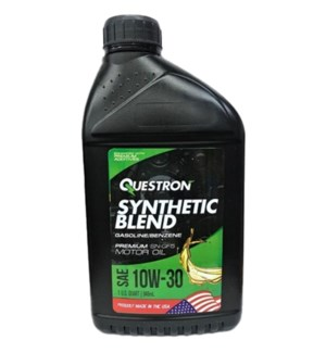 US OIL 10W-30 MOTOR OIL GUARD
