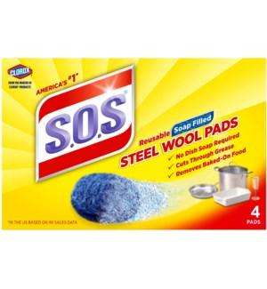 S.O.S SOAP PADS #92141 ORIGINAL