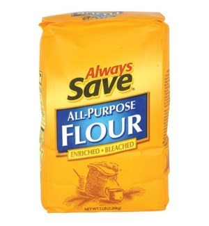 ALWAYS SAVE FLOUR ALL PURPOSE