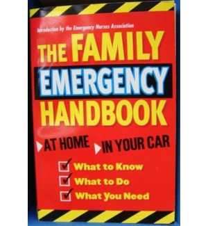 PLAYMORE EMERGENCY BOOK