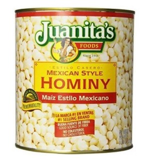 JUANITAS #6003 HOMINY DISPLAY