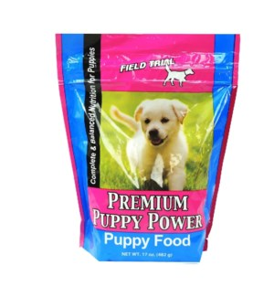 CHAMP FIELD #12466 PUPPY FOOD