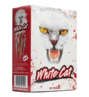 WHITE CAT CIGARILLOS/SWEET RED