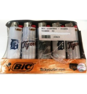 BIC LIGHTERS #19517 TIGERS