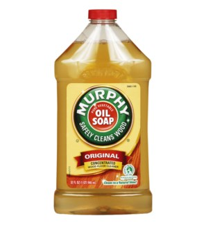 MURPHY OIL SOAP #1163 WOOD CLEANER