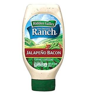 HIDDEN VALLEY #21314 JALAPENO BACON RANCH